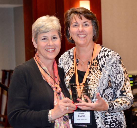 Best of BCAN Award winner Karen Sachse