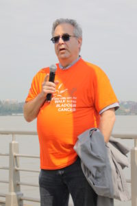 Dr. Gary Steinberg at the 2019 New York City Walk to End Bladder Cancer